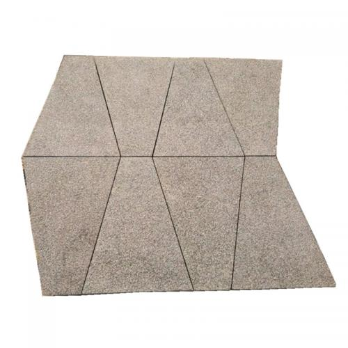 Chengde Green Bush-hammered Pavers